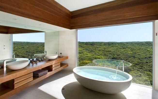 5 Gorgeous Scandinavian Bathroom Ideas: Banheiros Que Valem A Hospedagem