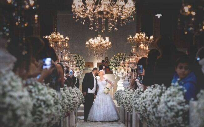 Quando descobriu o câncer, a noiva chegou a perguntar para o parceiro se ele queria cancelar a cerimônia