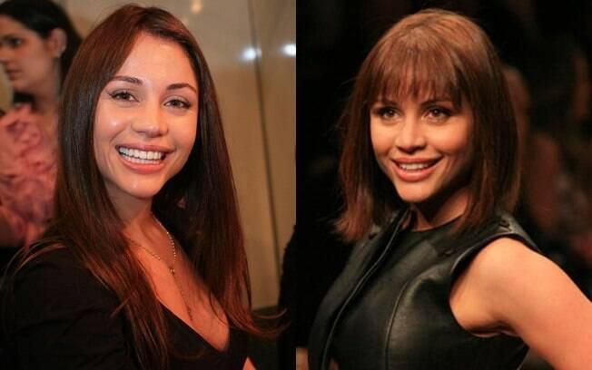 O antes e depois de Maria Melilo