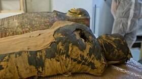 Primeira múmia egípcia grávida é descoberta; veja fotos