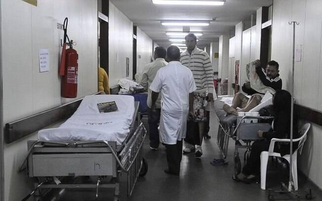 Alguns estados já estão próximos do colapso do sistema de saúde