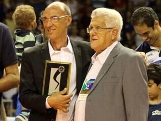 Walter Pitombo Larangeiras, o Toroca (à direita) se reunirá com representantes da associação no próximo dia 29