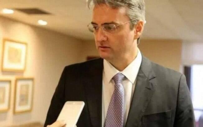Novo diretor-geral da PF, Rolando Alexandre de Souza é