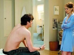 Ficção. No filme 'Sexo sem Compromisso' (2011), personagens de Ashton Kutcher e Natalie Portman fazem acordo para manter relação casual