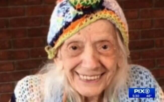 Angelina Sciales, de 101 anos, venceu várias pandemias e problemas pessoais