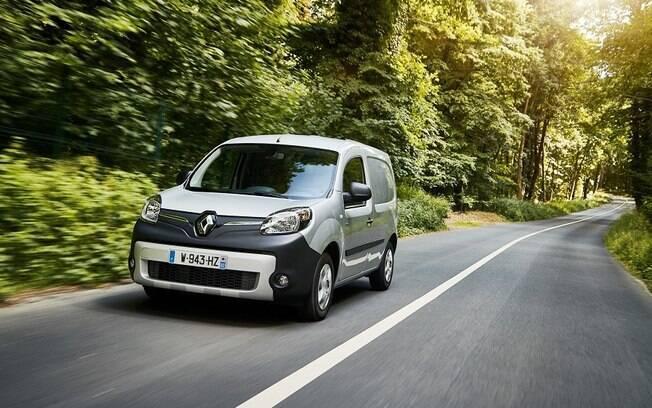 Renault Kangoo Z.E. é o furgão elétrico líder do mercado europeu, que conta com cada vez mais modelos  do gênero
