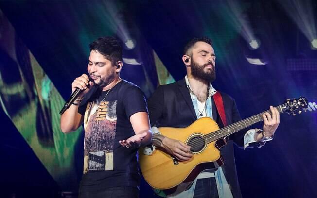 Jorge e Mateus: dupla sertaneja fará turnê pelos estados unidos