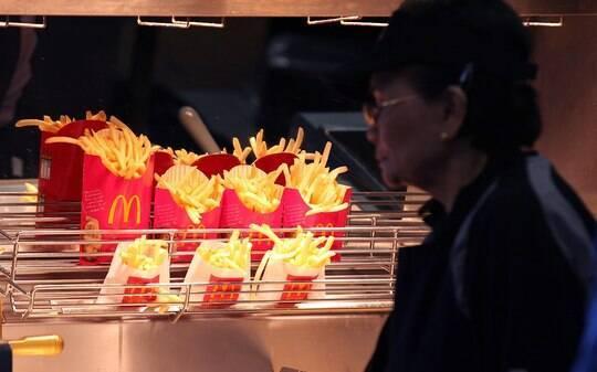 McDonald's rompe com a Heinz - Empresas - iG