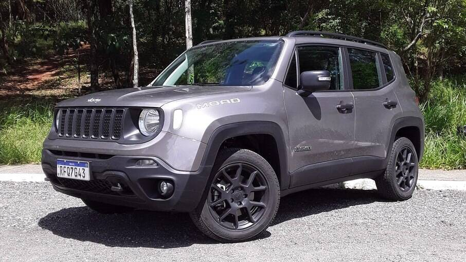 Jeep Renegade Moab 2021: A nova versão vem com a inscrição