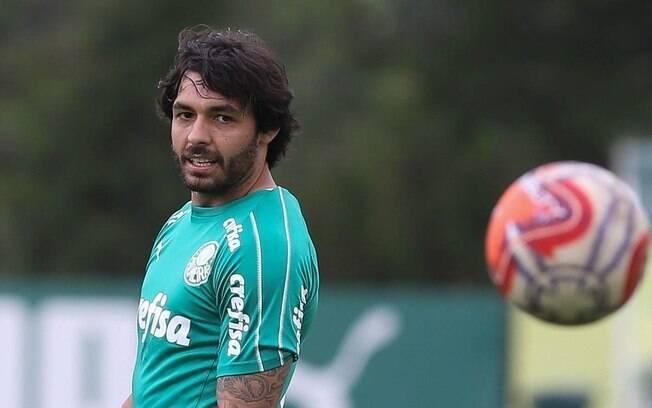 Ricardo Goulart deixou o Palmeiras após poucos meses de clube