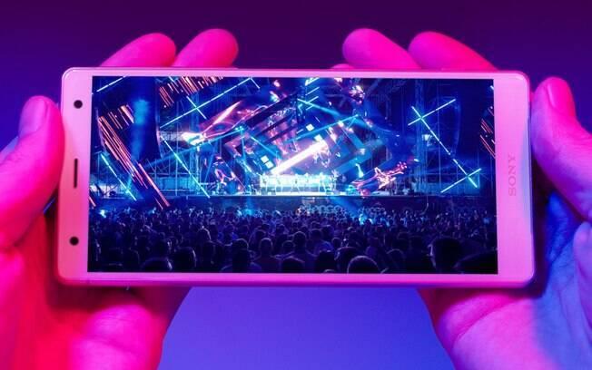 Sony apresentou o Xperia XZ2 e o Xperia XZ2 Compact durante a Mobile World Congress 2018