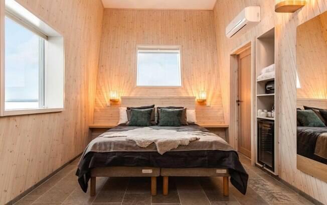 O Arctic Bath foi feito para atrair os fãs de bem-estar e arquitetura