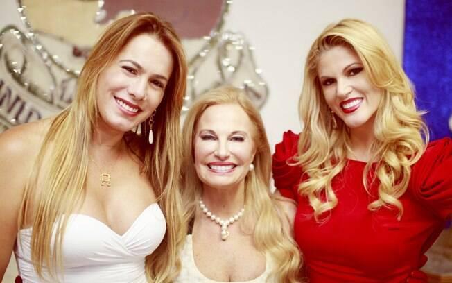 Débora Rodrigues, Brunete Fraccaroli e Val Marchiori: protagonistas de mulheres ricas vão assistir ao último episódio do programa em casas separadas