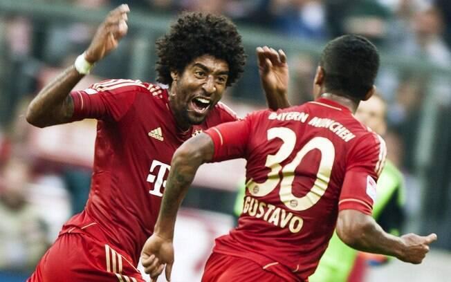 Líder, Bayern chegou à metade do campeonato  com 42 pontos, nove a mais do que o Leverkusen,  então vice-líder