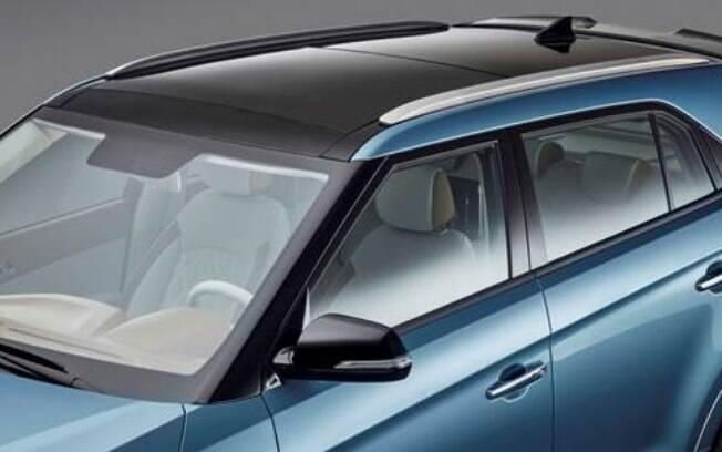 Hyundai Creta Diamond terá as impressões dos visitantes do Salão do Automóvel, que dará pistas sobre a sua aceitação