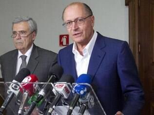 Alckmin anuncia Braga como novo secretário