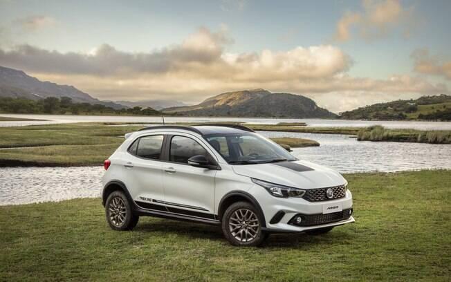 Fiat Argo Trekking: com a nova versão 1.8 o hatch aventureiro ganhará mais apelo no mercado