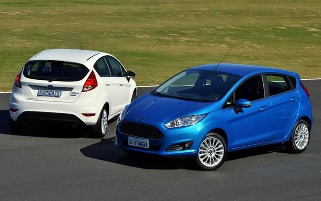 Ford Fiesta 1.0 EcoBoost passará a ser oferecido em versões mais em conta que a Titanium, disponível atualmente