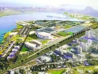 Barra da Tijuca. Com nove instalações de competição, Parque Olímpico da Barra receberá disputas de mais de 20 modalidades nos Jogos