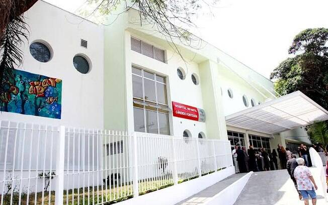 Hospital Infantil Cândido Fontoura, em São Paulo: foi preciso chamar caminhão-pipa para garantir o abastecimento de água
