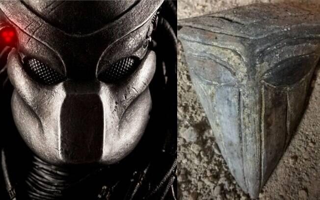Artefato foi comparado ao objeto utilizado pelo alienígena do filme 'Predador'