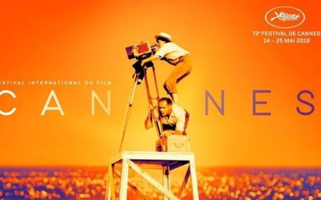 Folder do Festival de Cannes de 2019