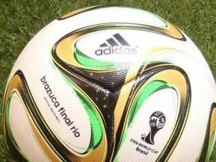 Final da Copa contará com bola especial e personalizada
