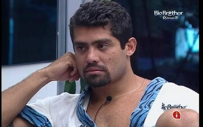 Yuri disputa o Paredão com João Carvalho