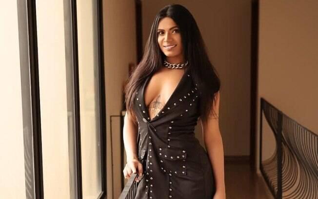 Vanusa Freitas é a grande estrela da semana no tradicional site de ensaios sensuais, o Diamond Brazil