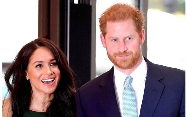 Meghan Markle e Príncipe Harry nao podem mais usar a marca 'Sussex Royal'