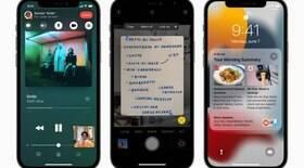 iOS 15 tem funções exclusivas para iPhones novos