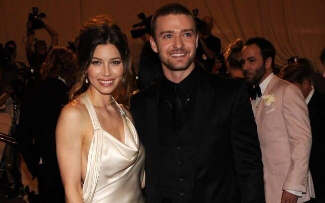 Jessica Biel e Justin Timberlake também vão subir ao altar
