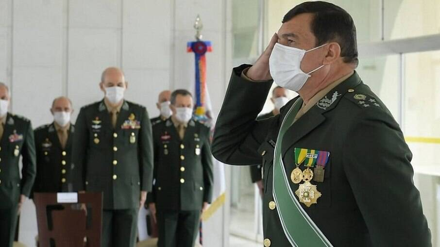 General Paulo Sérgio Nogueira de Oliveira