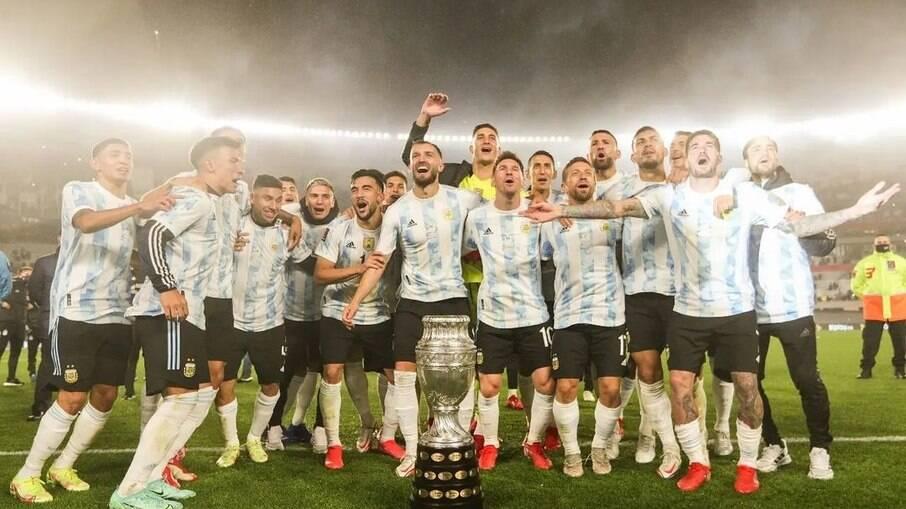 Argentina levou vantagem em disputas contra o Brasil recentemente