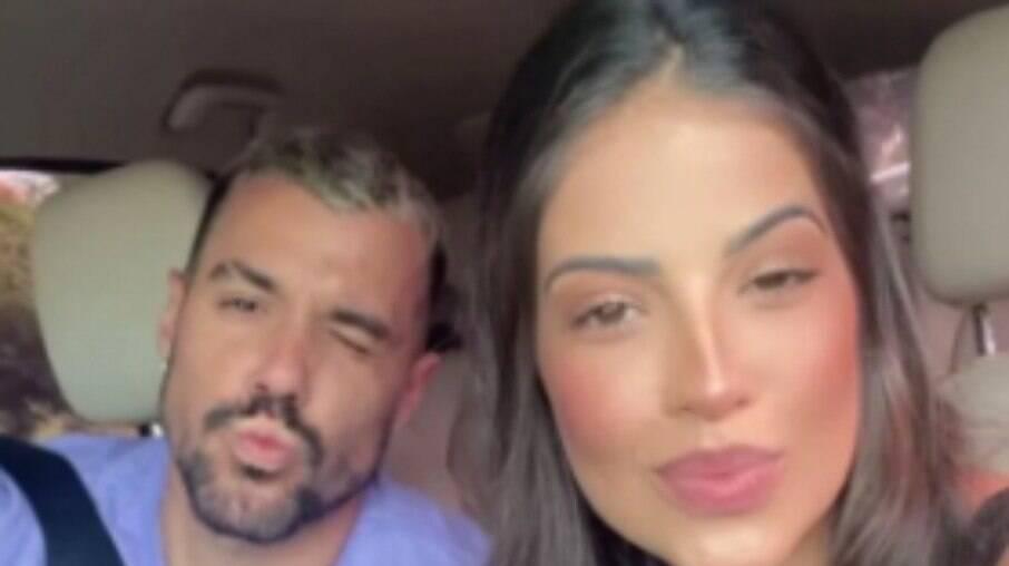 Maju Mazalli confirma fim de relacionamento com Lipe