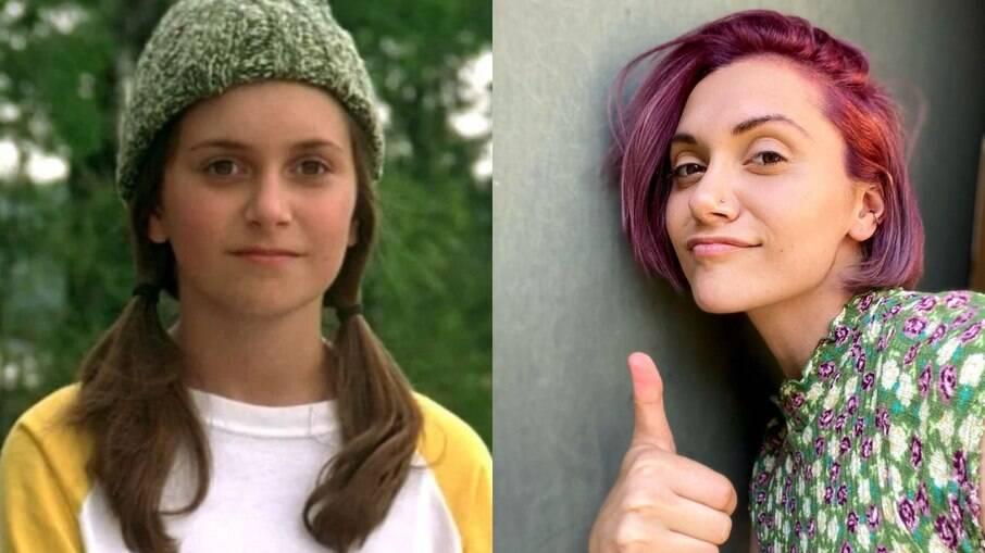 Alyson Stoner ficou conhecida por inerpretar Sarah nos filme