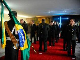 Evento marca 70 anos do envio de soldados brasileiros para a 2ª Guerra Mundial