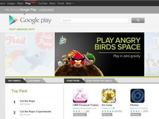 Google Play exigirá login para fazer comentários no site
