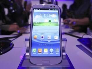 Galaxy S III é um dos celulares com tecnologia da ARM