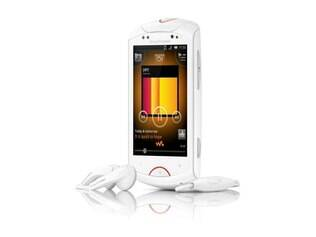 O smartphone está disponível em duas cores: preta e branca