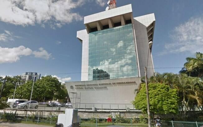 Sede do Tribunal Regional Eleitoral de Pernambuco.