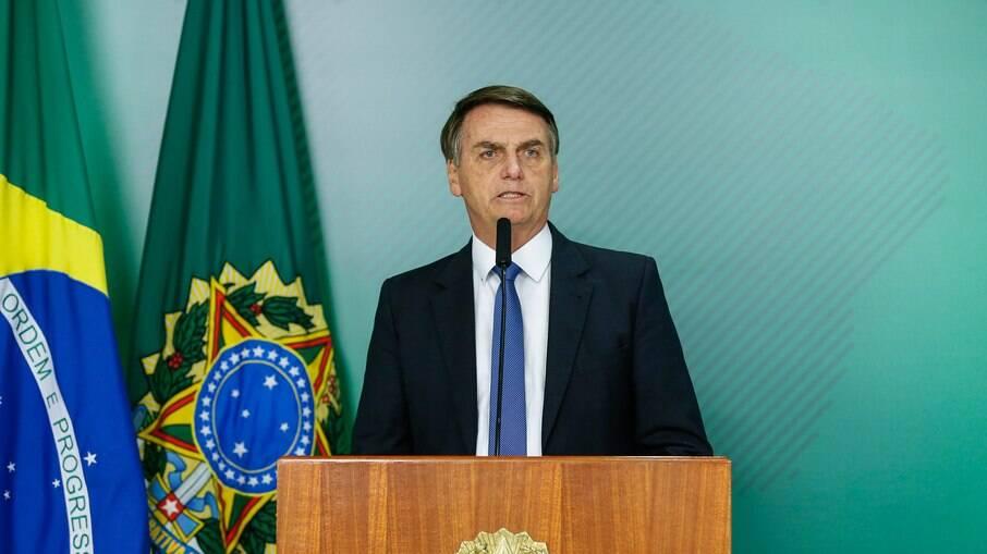 Bolsonaro criticou o tratamento dado às vítimas da atuação policial o Jacarezinho