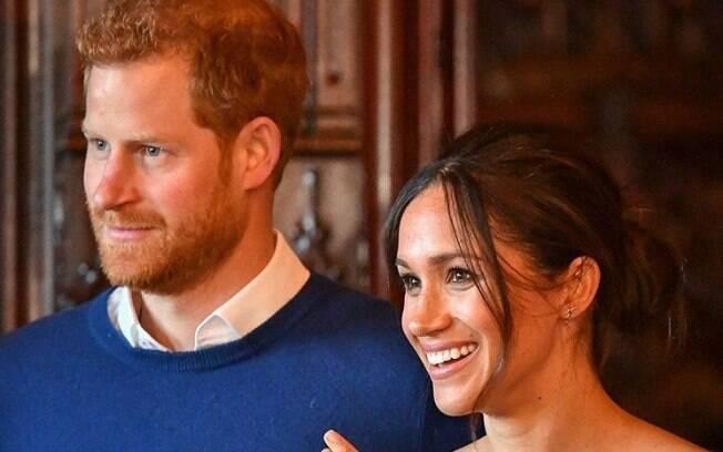 Meghan Markle e o Príncipe Harry vão se casar no próximo dia 19, sábado, no Castelo de  Windsor