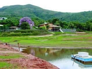 Furnas. Lago no Sul de Minas está em nível semelhante ao de 2001, o ano do racionamento