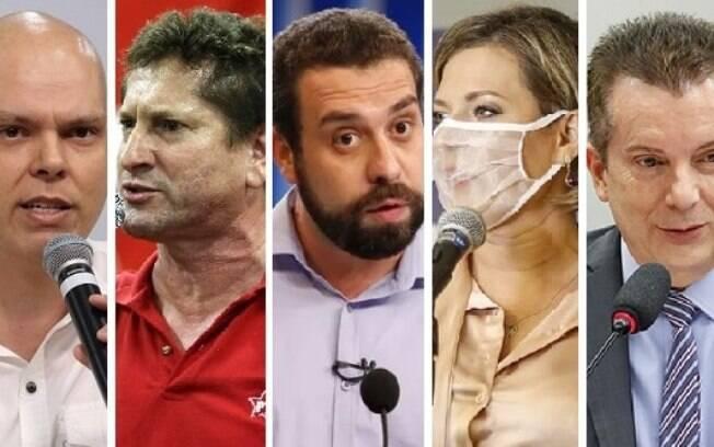 Candidatos que mais arrecadaram em São Paulo têm R$ 12,5 milhões para gastar em suas campanhas