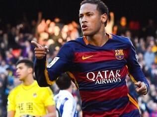 """Neymar estreia mais velho que """"rivais"""""""