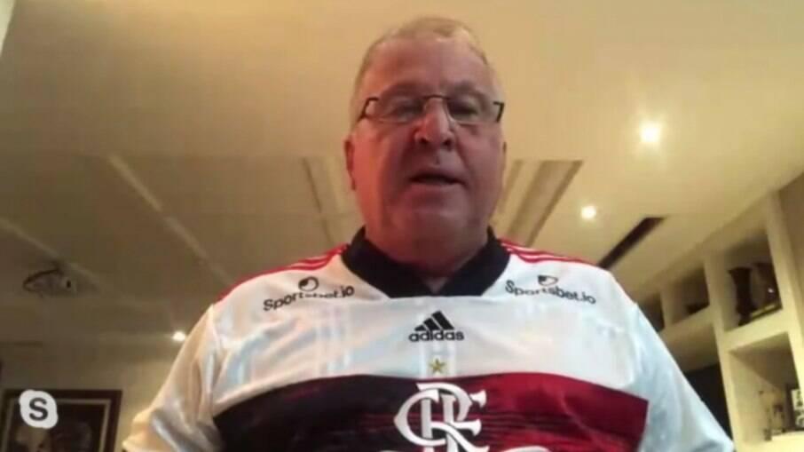 Zico falou sobre Rogério Ceni e os convites que recebeu para trabalhar em outros clubes