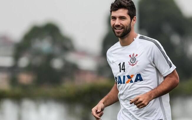 Felipe, zagueiro do Corinthians