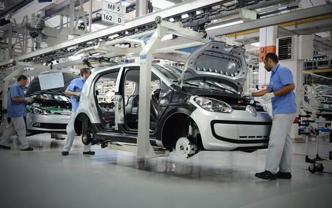 Volkswagen do Brasil - Parou de produzir automóveis
