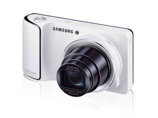 Nova câmera da Samsung vem com sistema operacional Android
